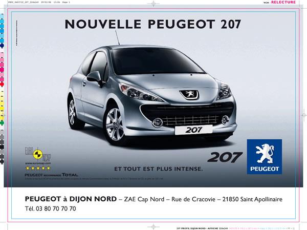 4x3 Peugeot -Hps