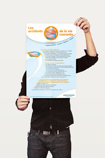 affiche Sanofi Aventis accidents -SansException