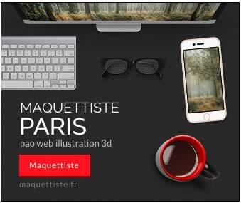 création bannière internet HTML5 animée photoshop freelances.work 0685289977 Paris France pao web vidéo illustration 74957591d11m